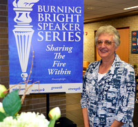 Burning Bright Speaker Series: Sr. Susan Wikeem